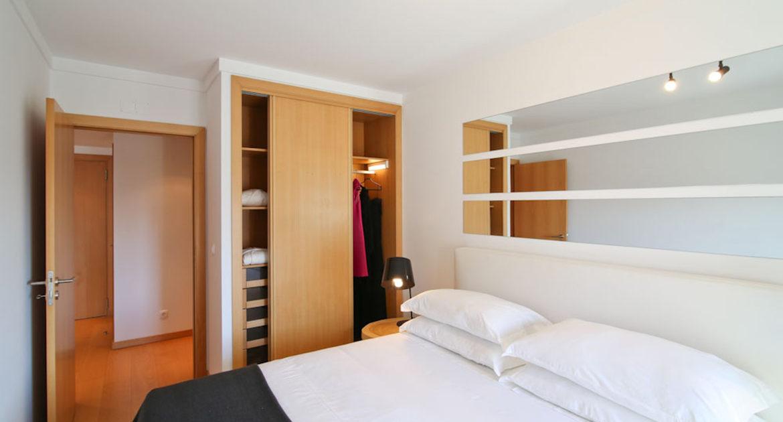 Apartamentos para Venda em Lisboa Parque das Nacoes Empreendimento Panoramic Vista Rio e Vista Cidade Quarto