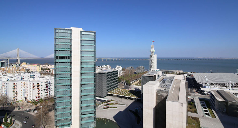 Apartamentos para Venda em Lisboa Parque das Nacoes Empreendimento Panoramic Vista Rio e Vista Cidade Vista Dia