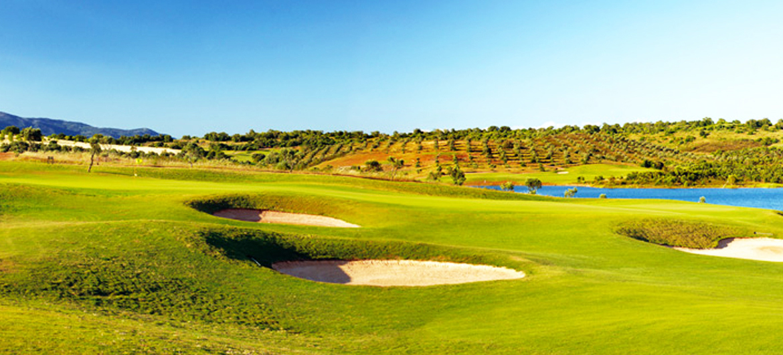 Álamos Golf Course - Portimao