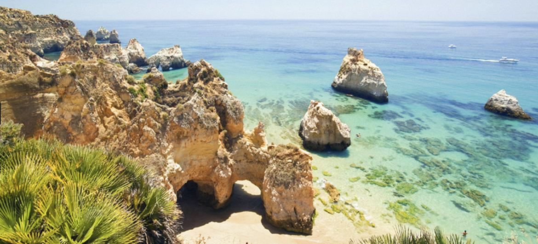 3 Irmaos Beach - Portimão