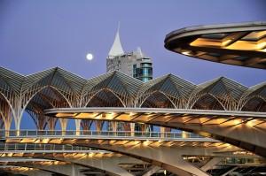Great-Lisbon-Sexiest-Exploring-Tours-Gare-do-Oriente-Modern-Architecture-Parque-das-Nacoes-Santiago-Calatrava-Train-Station