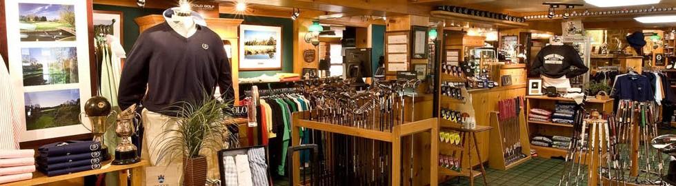 Golf Shops
