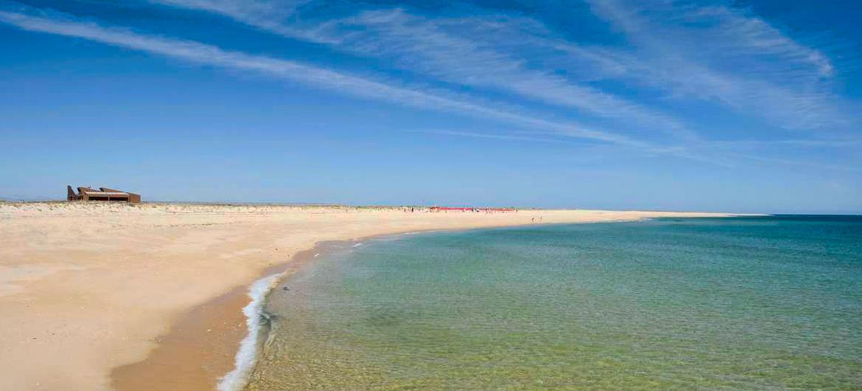 Faro Beach - Faro Island