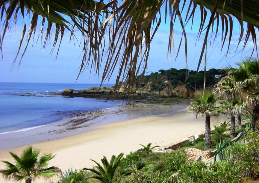 Santa Eulália Beach - Oura