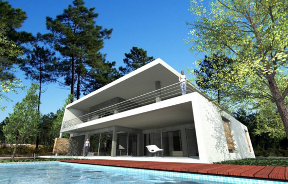 New Villa in Aroeira